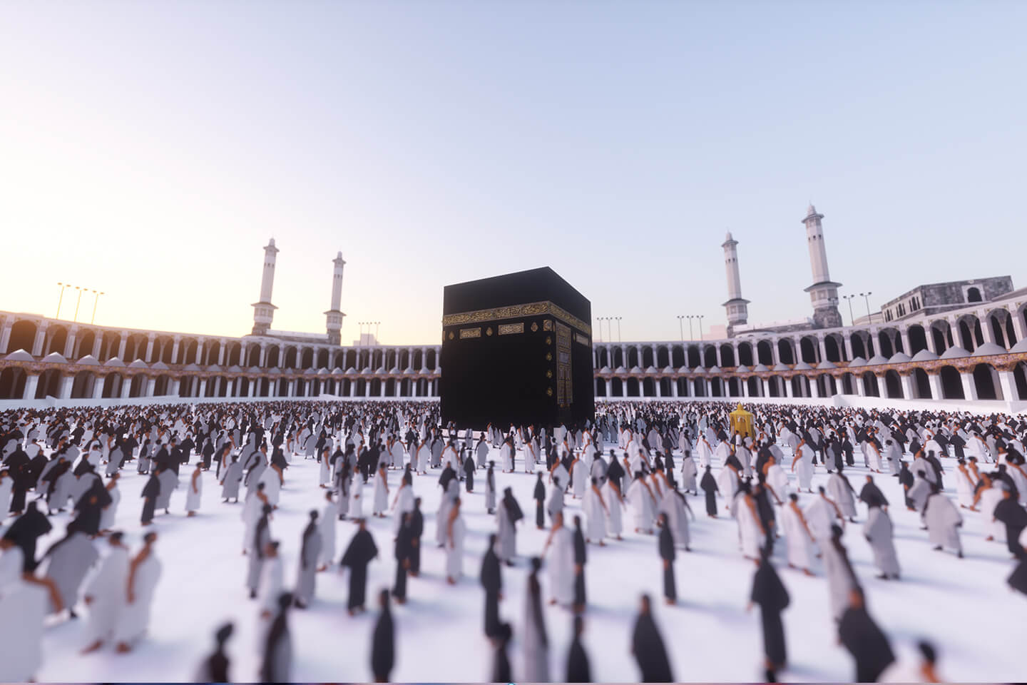 Kaaba Virtual Experiences